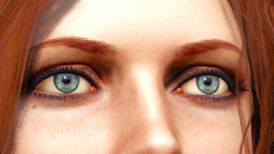 Realistic Eyes Fixed (Book-Friendly)