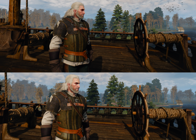 Griffin Set Slim Version At The Witcher 3 Nexus Mods And Community
