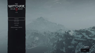 Skellige Main Menu Replacer