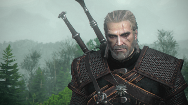 KIlling Monsters Geralt