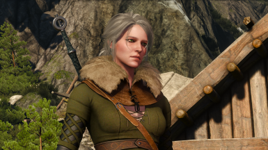 Ciri Alternative Look Dlc At The Witcher 3 Nexus Mods And Community