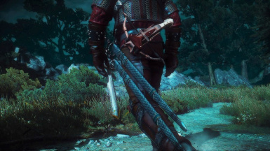 Swords on the Hip (aka Carry Your weapons as You Want)