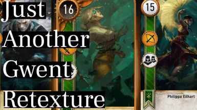Just Another Gwent Retexture
