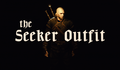 The Seeker Outfit