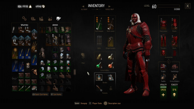 Accessory Slot Mod At The Witcher 3 Nexus Mods And Community