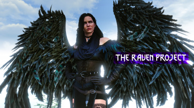 Yennefer Raven Project.