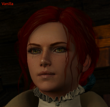 Insane Triss Eyes