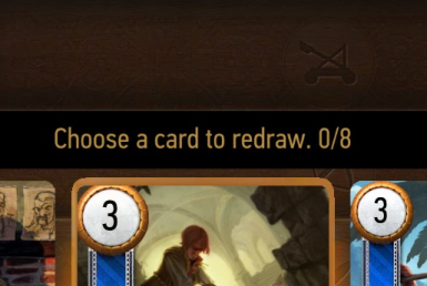 Gwent Redux LUCKY PATCH