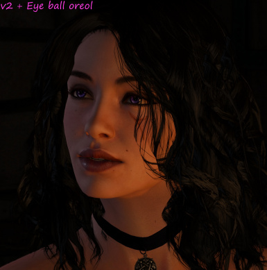 Insane Yennefer Eyes (Books Inspired)