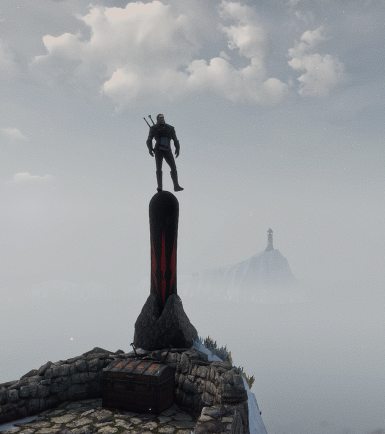 On top of the world
