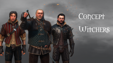 Concept Witchers