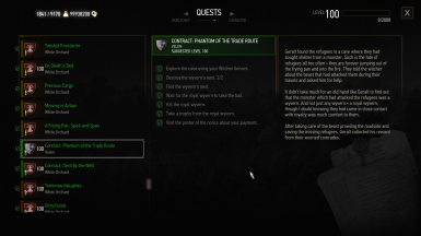Contract: phantom of the trade route (found cave first) - the last paragraph