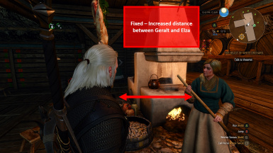 Fixed - Geralt and Elsa Given Some Breathing Room