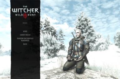 Aefderaedd - W3EE and additional mods merged and balanced (Random Encounters Reworked - Multiple Companions - Gwent Redux - more)