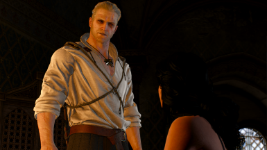 Geralt Mature New Face New Eyes