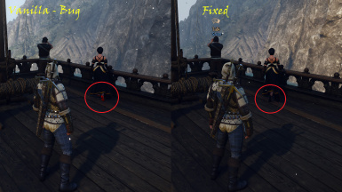 Fixed - Fringilla's shoes now have proper color instead of red
