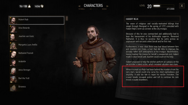 Fixed faulty logic on Carnal Sins quest to prevent spoilers in the journal