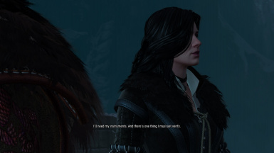 Fixed Missing Dialogue - Yen and Crach During The King is Dead, Long Live the King
