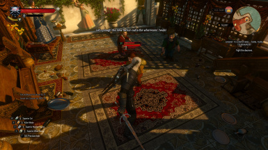 Fixed - Fair Fight With Dwarves During Beauclair Gwent Tournament