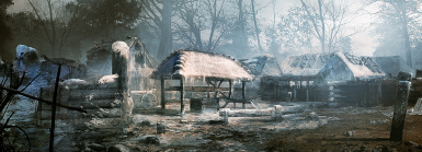 Concept 1.1, 2013 and VGX: White Orchard in Winter