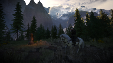 uses Fera's Roach and Horse Overhaul mod for hair