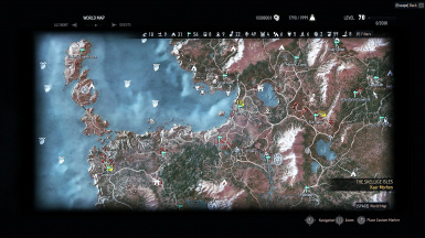 map compressed