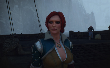 Triss LOD Increase