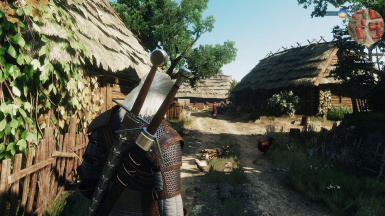 The Witcher 3 Visual Immersion Overhaul