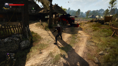 witcher 3 how to use random encounters