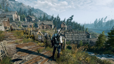 Increased Draw Distance at The Witcher 3 Nexus - Mods and