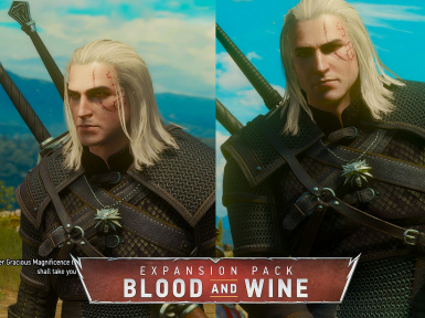 Compatible with DLC Blood and Wine Patch 1-21