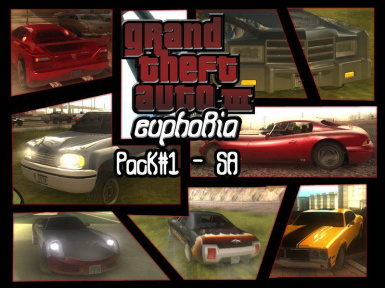HD GTA Pack#1 - GTA SA