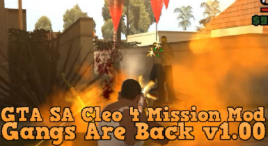 Gangs Are Back - Mission 3