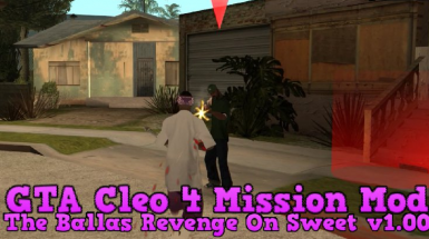 The Ballas Revenge On Sweet - Mission