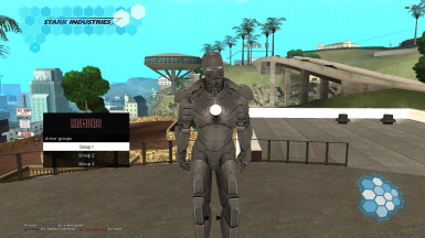 Iron Man Pack (CLEO 4)