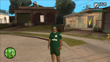 Grand Theft Auto: San Andreas Nexus - Mods and community