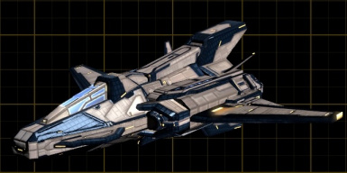 Alternative Terran Military ship set