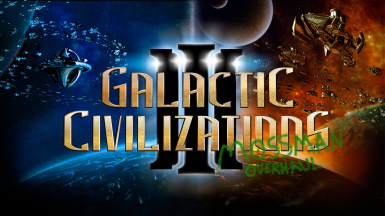 Mossman's Galactic Civilization 3 Overhaul