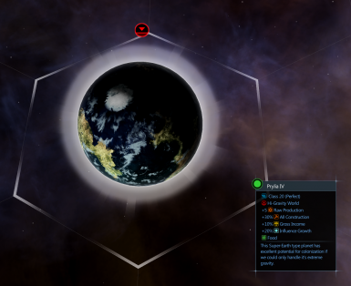Planets Traits-Features-Icons Improvements for Retribution