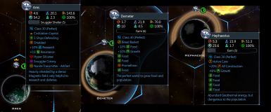 Overpowered Racial Ability and Extremely Powerful Starting System Mod