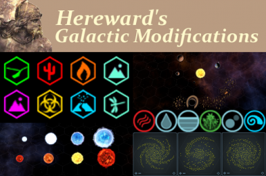 Hereward's Galactic Modifications