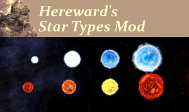Hereward's Star Types