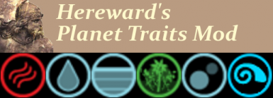 Hereward's Planet Traits