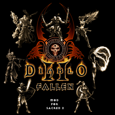 Diablo 2 Fallen at Sacred 2 Nexus - Mods and community