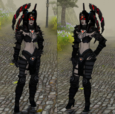 Player Skins Pack for EE