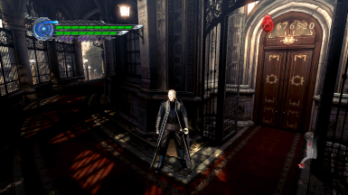 Minor update DMC5 Vergil original costume Perfect DT and line swap from 5 and one from 3