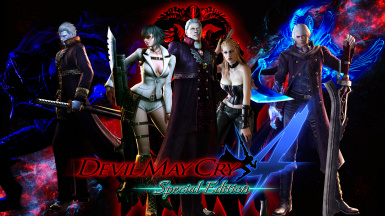 DMC4 SE 100 Percent Savegame